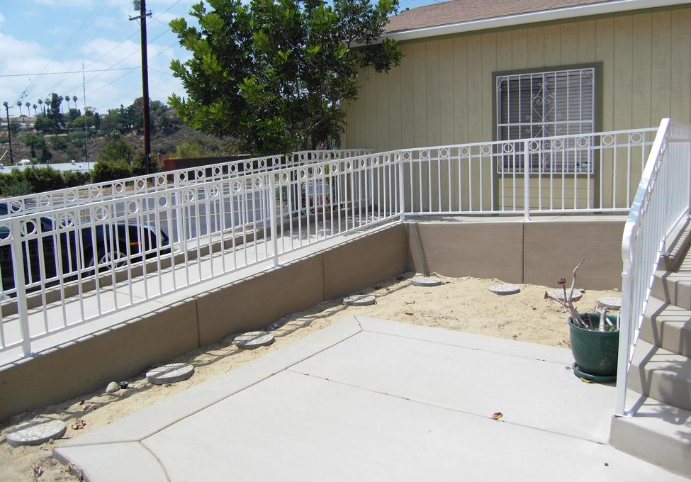 Block Walls in San Diego County
