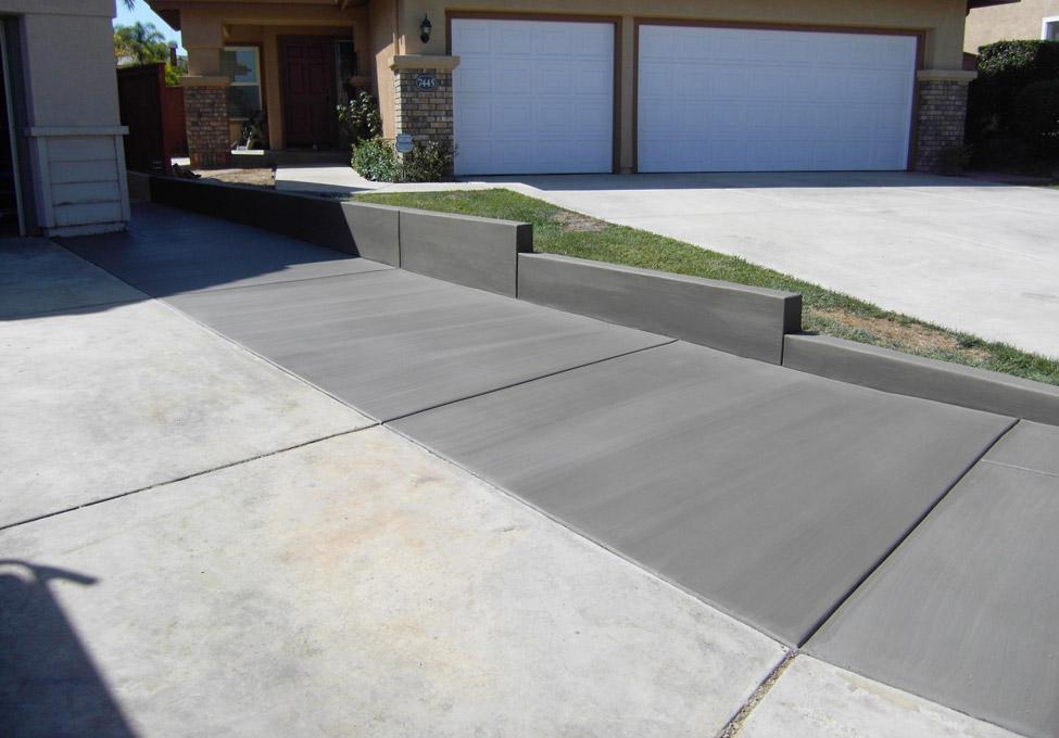 Agundez Concrete - San Diego CA - Patios and Walkways