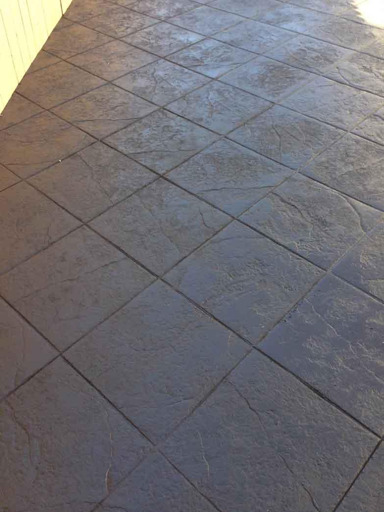 Agundez Concrete Walkway