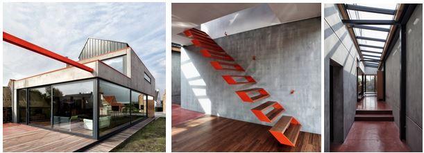House Cliv - Kleit, Belgium