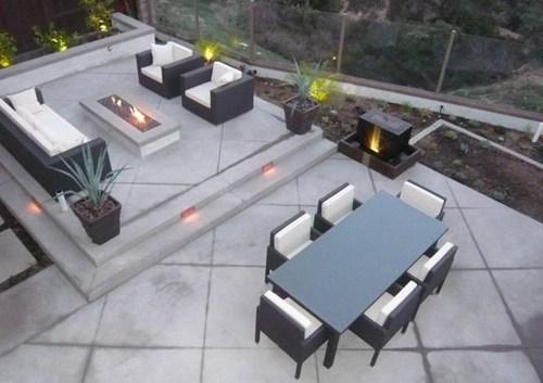 Agundez Concrete - San Diego CA - Colored Sidewalk
