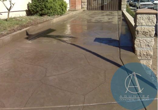 Concrete Driveways | Agundez Concrete