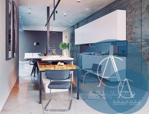 Concrete Floors in San Diego | Agundez Concrete