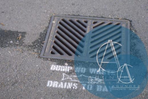 Drainage Services in San Diego | Agundez Concrete